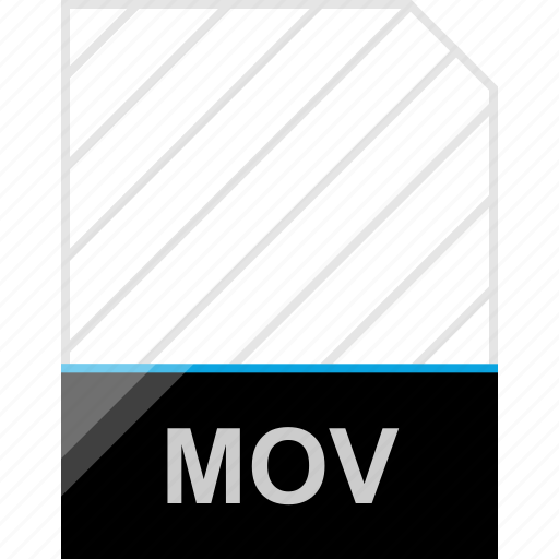 extension, mov, page icon
