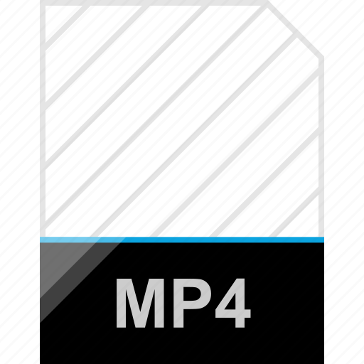 extension, mp4, page icon
