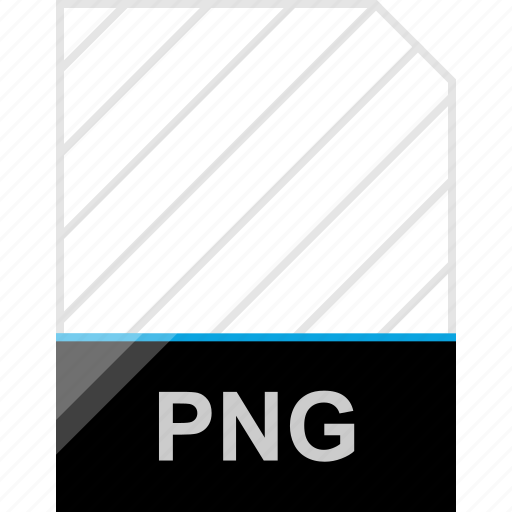 extension, page, png file icon
