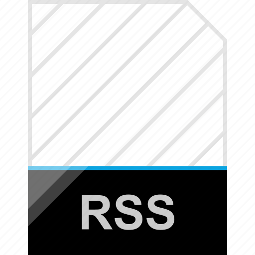 extension, page, rss icon