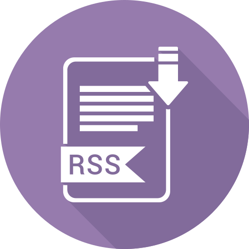 document, extension, folder, paper, rss icon