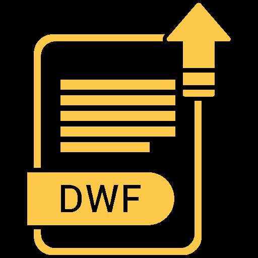 dwf, file form, file format, file formation, file formats icon