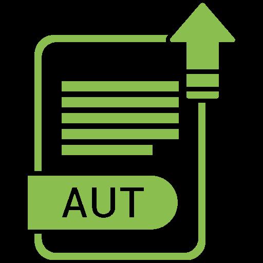 aut, file form, file format, file formation, file formats icon