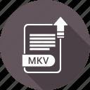 mkv, extension, file, format