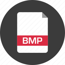 bmp, document, extension, file, name, page icon