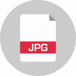 document, extension, file, jpg, name, page icon