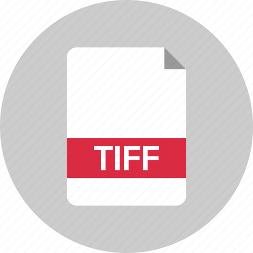 document, extension, file, name, page, tiff icon