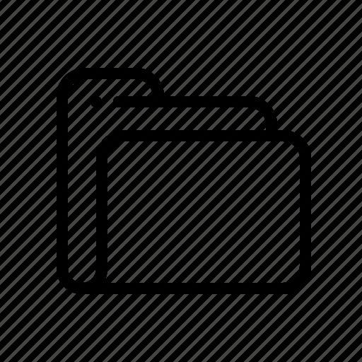 archive, data, directory, document, file, folder icon