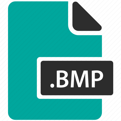 bmp, extension, file, format, type icon