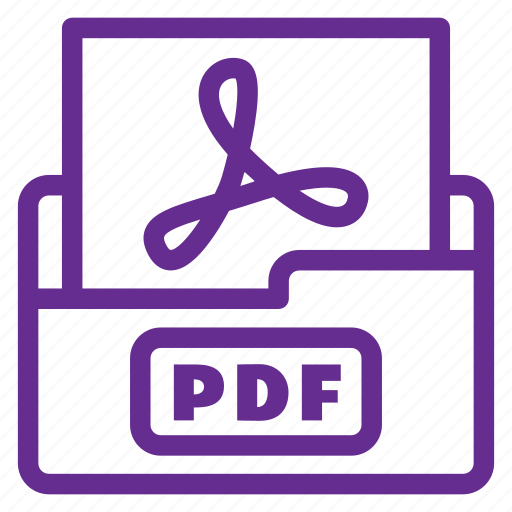 document, extension, file type, flat color, pdf, pdf file, text file icon