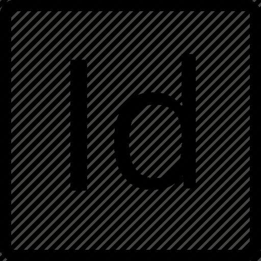 file, id, square, type icon
