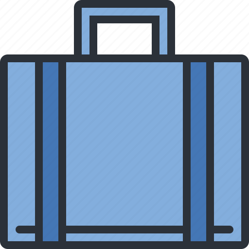 briefcase, business, meeting, portfolio icon