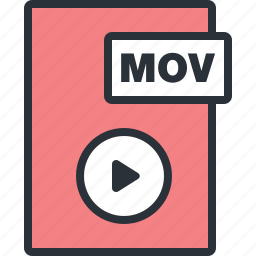 audio, document, file, movie, paper, video icon