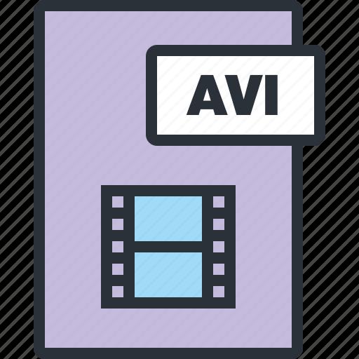 audio, document, movie, paper, sound, video icon