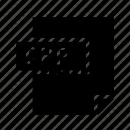 c, cpp, filetypes, plusplus icon