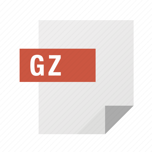 filetypes, gz, gzip icon