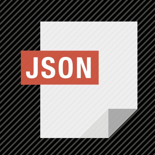 filetypes, json icon