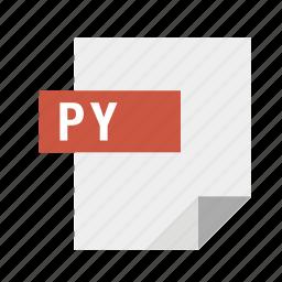 filetypes, py, python icon