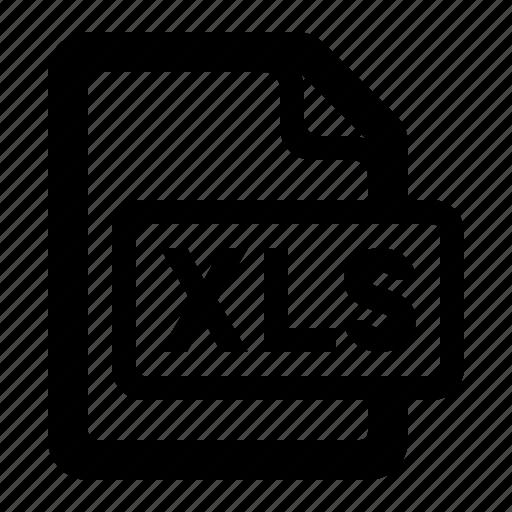 document, file, filetypes, watchkit, xls, xls document, xls file icon
