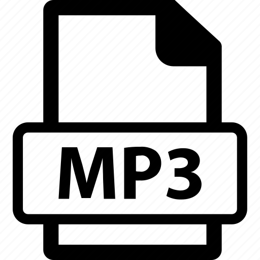 mp3 data, mp3 document, mp3 extension, mp3 file, mp3 page icon