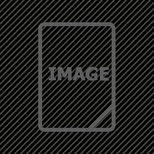 audio file, document, file, image file, presentation document, video file icon