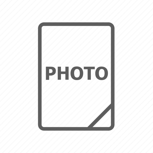 document, file, gallery, image file, images, photo, presentation document icon