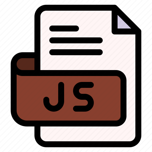 Js, file, type, format, extension, document icon - Download on Iconfinder