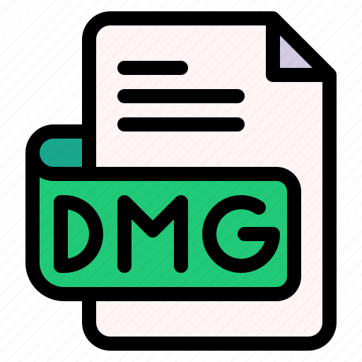 Dmg, file, type, format, extension, document icon - Download on Iconfinder