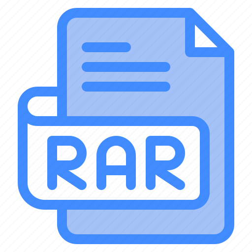 Bar, file, type, format, extension, document icon - Download on Iconfinder