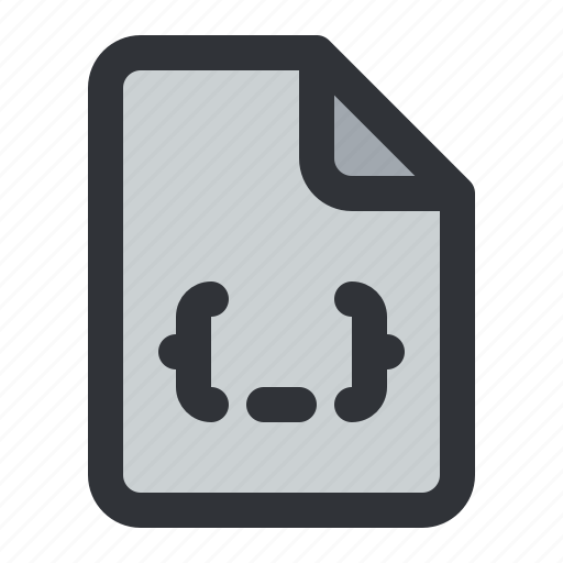 code, document, file, files, type icon