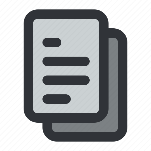 File, document, files, text, type icon - Download on Iconfinder