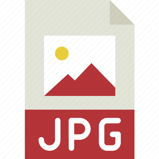 download, extension, file, format, jpg, type icon