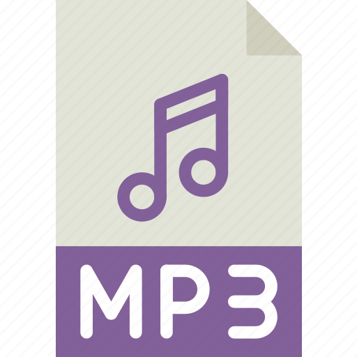 download, extension, file, format, mp3, type icon