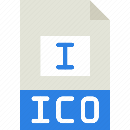 download, extension, file, format, ico, type icon