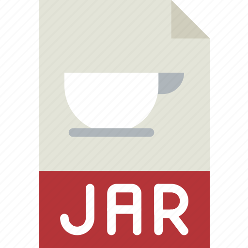 download, extension, file, format, jar, type icon