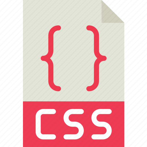 css, download, extension, file, format, type icon