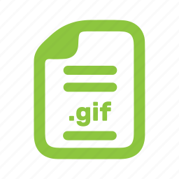document, file, gif, page icon