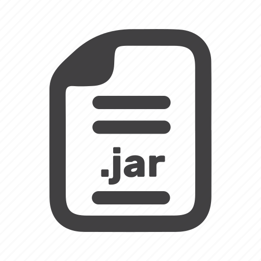document, file, jar, page icon