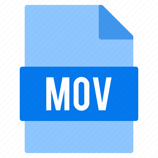 Document, extension, file, mov, types icon - Download on Iconfinder