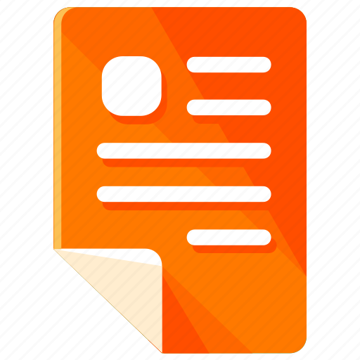article, blog, files, layout, news, newspaper icon