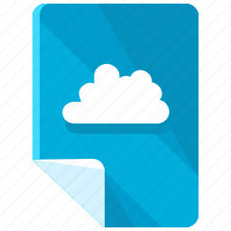 cloud, files, forecast, network, storage, weather icon
