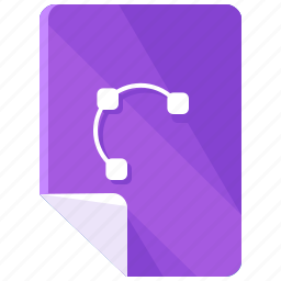 document, file, files, paper, shaped, shapes icon