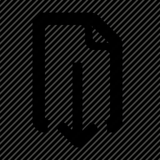 document, download, download file, file, file download, watchkit icon