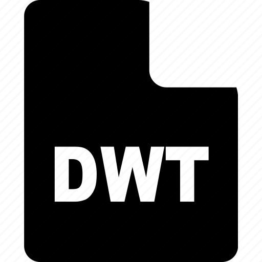 document, dwt, file, format, page, paper icon
