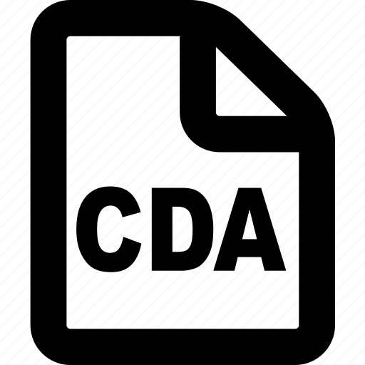 cda, document, file, format, page, paper icon