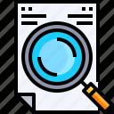 document, file, filetype, folder, office