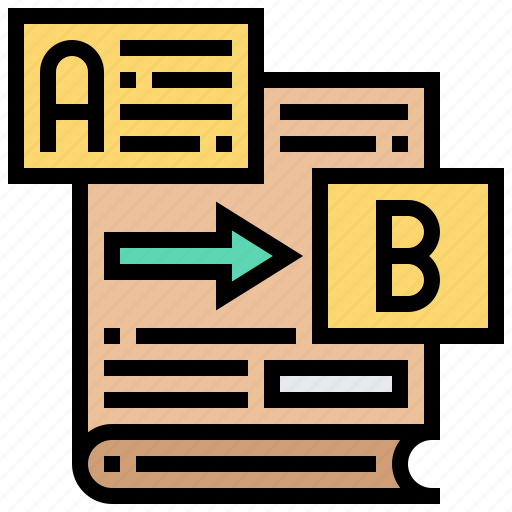 Document, file, format, rich, text icon - Download on Iconfinder