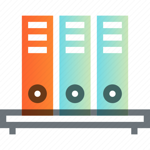 archive, data, database, document, file, folder, office icon