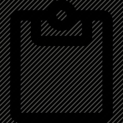board, clip, clipboard, copy, paste icon
