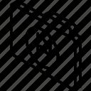 file, flag, folder, iso, isometric